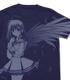 玉泉日和子オールプリントTシャツ