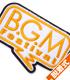B.G.M.脱着式ワッペン