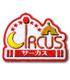 CIRCUS/CIRCUS/サーカスロゴ脱着式ワッペン