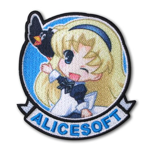 アリスソフト/アリスソフト/アリスちゃん脱着式ワッペン