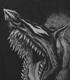 ベルセルク/ベルセルク/闇の獣Tシャツ
