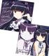 アニメ版黒猫クッションカバー