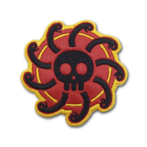 ONE PIECE/ワンピース/九蛇海賊団脱着式ワッペン