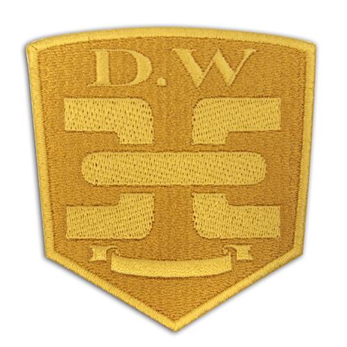 デッドマン・ワンダーランド/デッドマン・ワンダーランド/デッドマン・ワンダーランド脱着式ワッペン