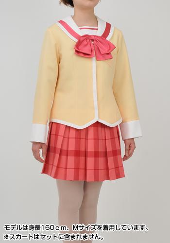 日常/日常/時定高校女子制服 ジャケットセット