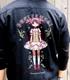 ★限定★鹿目まどか刺繍ワークシャツ
