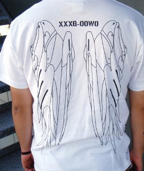ガンダム/新機動戦記ガンダムW/ウイングガンダムゼロTシャツ