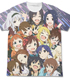 THE IDOLM@STER/THE IDOLM@STER/765PROオールスターズ フルグラフィックTシャツ