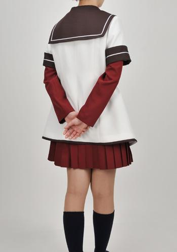 ゆるゆり/ゆるゆり/【完全受注生産】七森中学校女子制服(冬服) ワンピース