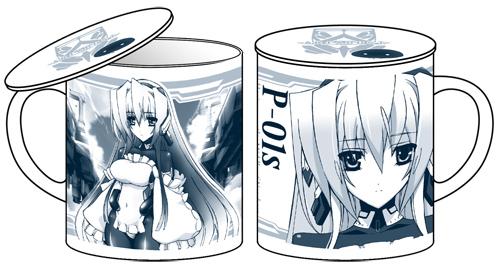 境界線上のホライゾン/境界線上のホライゾン/P-01s フタつきマグカップ