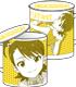 双海亜美フタつきマグカップ