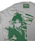 秋月律子オールプリントTシャツ
