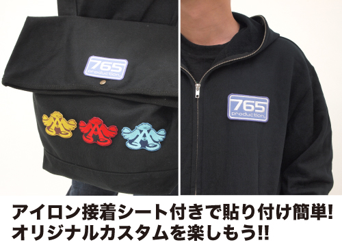 THE IDOLM@STER/THE IDOLM@STER/765プロワッペン
