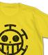 ONE PIECE/ワンピース/ハートの海賊団Tシャツ