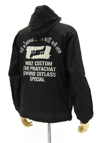 ブラック・ラグーン/ブラック・ラグーン/ソードカトラスフーデッドウインドブレーカー