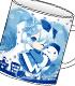 初音ミク/初音ミク トリコロール・エア・ライン/★限定★雪ミク2012マグカップ