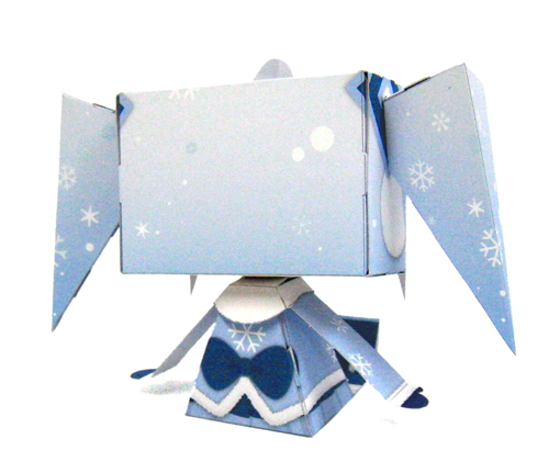 初音ミク/初音ミク・雪ミク/★限定★グラフィグ076 雪ミク2012