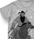 関羽と赤兎馬Tシャツ