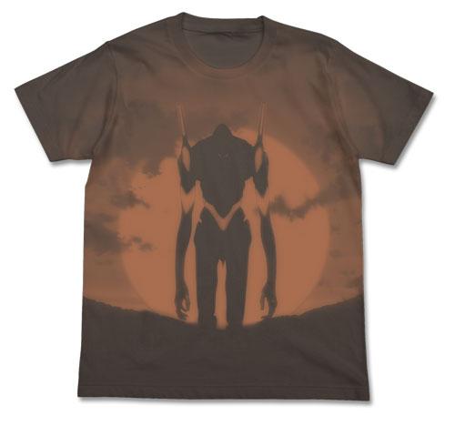 エヴァンゲリオン/EVANGELION/エヴァ3号機Tシャツ