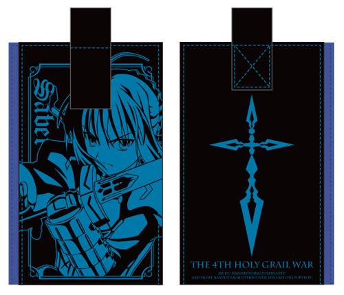 Fate/Fate/Zero/Fate/Zeroセイバー モバイルポーチ