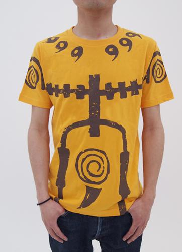 NARUTO-ナルト-/NARUTO-ナルト- 疾風伝/九尾チャクラモードTシャツ