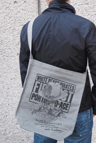 ONE PIECE/ワンピース/エース終戦ショルダートート