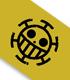 ハートの海賊団 海賊旗ビッグタオル