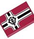 公国軍旗名刺ケース