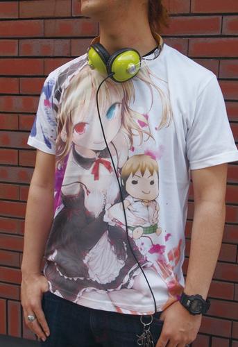 僕は友達が少ない/僕は友達が少ない/★限定★(原作版)羽瀬川小鳩フルグラフィックTシャツ
