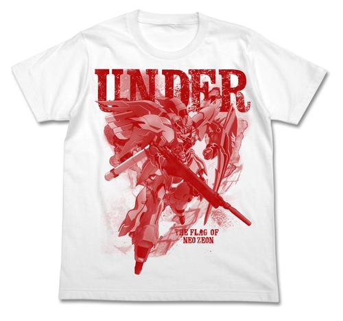 ガンダム/機動戦士ガンダムUC(ユニコーン)/シナンジュグラフィックTシャツ