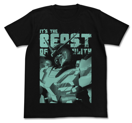 ガンダム/機動戦士ガンダムUC(ユニコーン)/可能性の獣Tシャツ