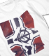 ジオン公国軍旗フォトプリントTシャツ