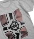 ガンダム シリーズ/機動戦士ガンダム/ジオン公国軍旗フォトプリントTシャツ