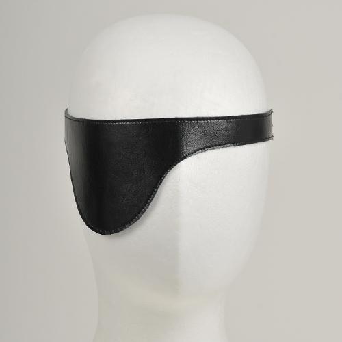 メーカーオリジナル/COSPATIOオリジナル/汎用眼帯 半円型 合皮