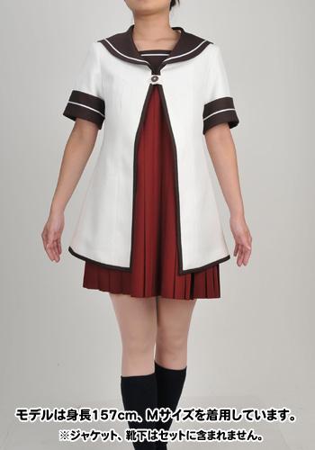 ゆるゆり/ゆるゆり/【完全受注生産】七森中学校女子制服(夏服) ワンピース