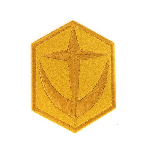 ガンダム/機動戦士ガンダム/連邦軍脱着式ワッペン