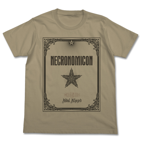 ミスカトニック大学購買部/ミスカトニック大学購買部/ネクロノミコンTシャツ