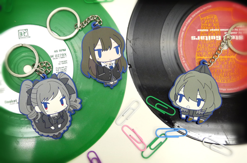 THE IDOLM@STER/アイドルマスター シンデレラガールズ/渋谷凛Nつままれキーホルダー