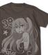 初音ミク/初音ミク/★ファミマ.com限定★初音ミク CHAN×CO ver. STAR Tシャツ