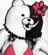 ダンガンロンパ/ダンガンロンパ 希望の学園と絶望の高校生 The Animation/モノクマエクストリームTシャツ
