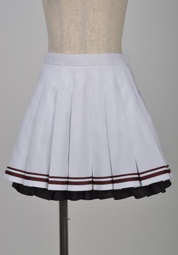 ましろ色シンフォニー/ましろ色シンフォニー/私立結姫女子学園制服 スカート リニューアルVer.