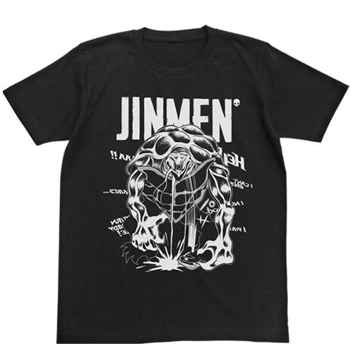 デビルマン/デビルマン/ジンメン 悲しみのデスマスクTシャツ