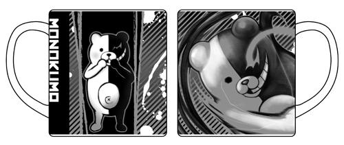 ダンガンロンパ/スーパーダンガンロンパ2 さよなら絶望学園/モノクマ マグカップ