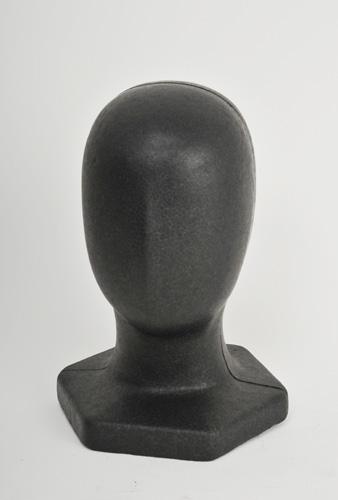 メーカーオリジナル/COSPATIOセレクト商品/ウィッグヘッド 黒