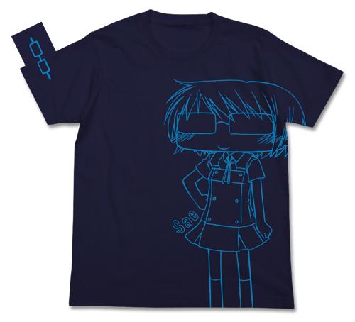 ひだまりスケッチ/ひだまりスケッチ×ハニカム/沙英オールプリントTシャツ