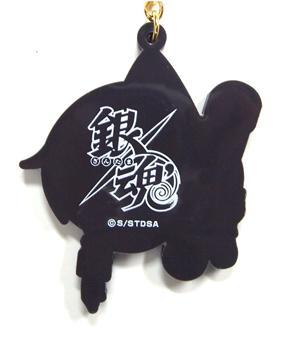 銀魂/銀魂/沖田つままれキーホルダー