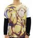 Fate/ZeroアーチャーフルグラフィックTシャツ