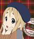けいおん!/映画「けいおん!」/映画けいおん!琴吹紬クッションカバー