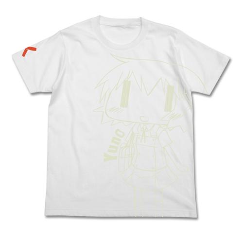 ひだまりスケッチ/ひだまりスケッチ×ハニカム/★限定★ゆのオールプリント蓄光Tシャツ