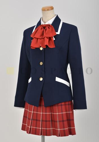 中二病でも恋がしたい!/中二病でも恋がしたい!戀/私立銀杏学園 女子制服 ジャケットセット